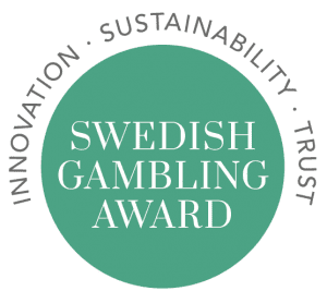 Swedish Gambling Award @ Stockholm